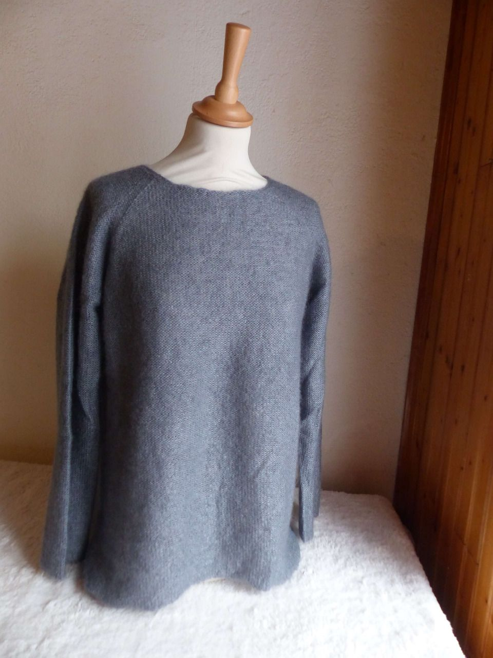 Pull Tunique silex